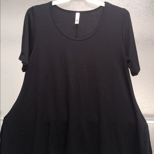 Lularoe xl Black top